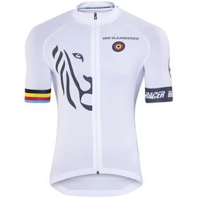 Bioracer Van Vlaanderen Pro Race Clothing Set Men, white
